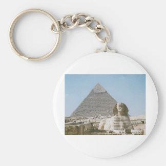 The Great Pyramid of Giza Keychain