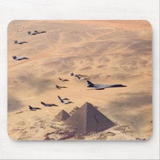 The Great Pyramid of Giza Mousepad