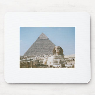 The Great Pyramid of Giza Mouse Pads
