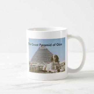 The Great Pyramid of Giza Mug