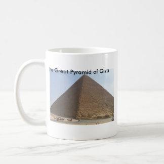 The Great Pyramid of Giza Coffee Mugs