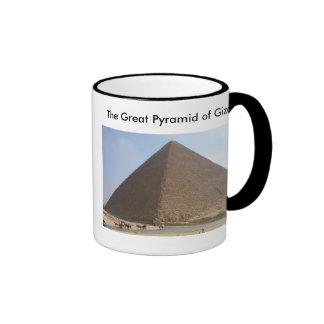 The Great Pyramid of Giza Mugs