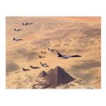 The Great Pyramid of Giza Postcard