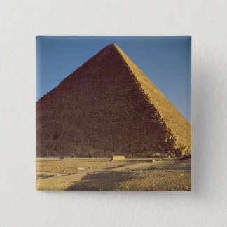 The Great Pyramid of Khufu  Old Kingdom Button