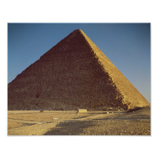 The Great Pyramid of Khufu  Old Kingdom Posters