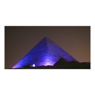 The Great Pyramid Photo Card