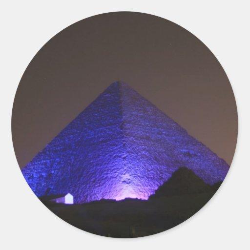 The Great Pyramid Sticker
