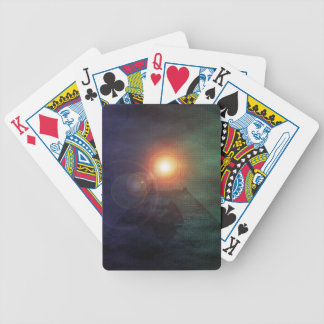 The Great Pyramids Bicycle Playing Cards