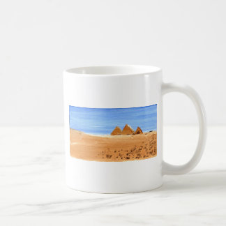 The Great Pyramids Coffee Mug