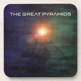The Great Pyramids Drink Coasters