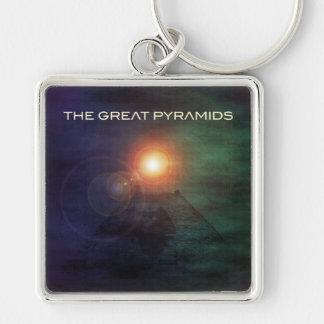 The Great Pyramids Keychain