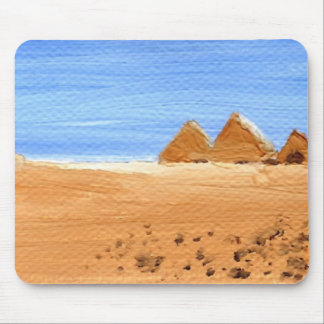 The Great Pyramids Mousepad
