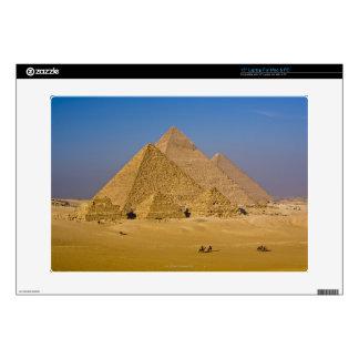 The Great Pyramids of Giza, Egypt Decal For Laptop