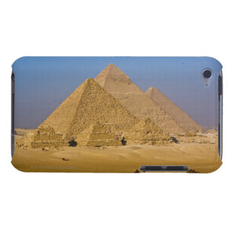 The Great Pyramids of Giza, Egypt iPod Case-Mate Case