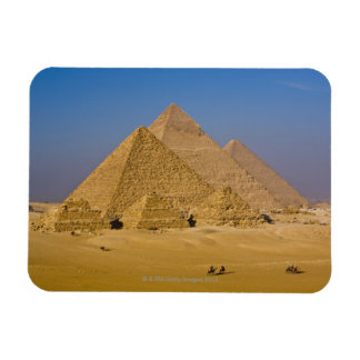 The Great Pyramids of Giza, Egypt Magnet