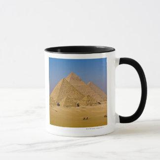 The Great Pyramids of Giza, Egypt Mug