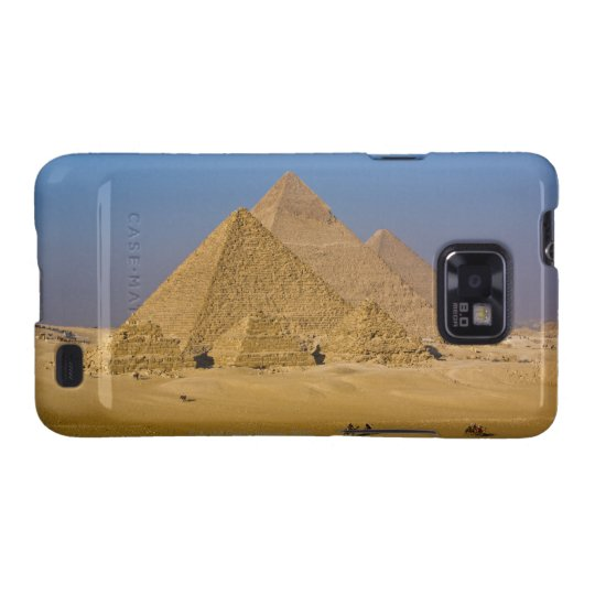 The Great Pyramids of Giza, Egypt Samsung Galaxy SII Case