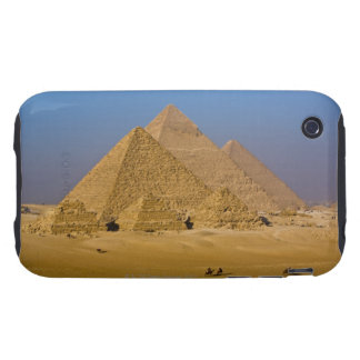 The Great Pyramids of Giza, Egypt Tough iPhone 3 Cases