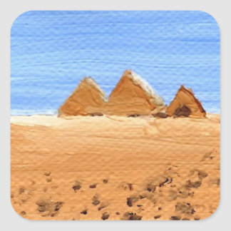 The Great Pyramids Sticker