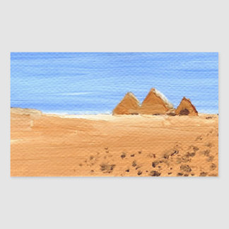 The Great Pyramids Stickers