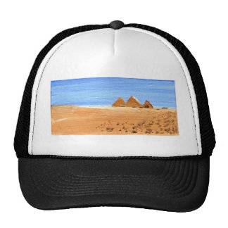 The Great Pyramids Trucker Hat