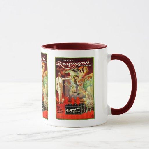 The Great Raymond! Mug