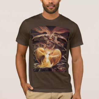 The Great Red Dragon And The Woman Clothed T-Shirt