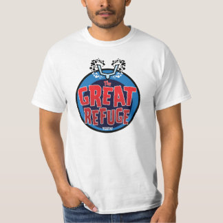 The Great Refuge t-shirt
