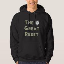 The Great Reset Sheep Hoodie