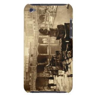The Great Roman Bath, Bath (b/w photo) iPod Case-Mate Case