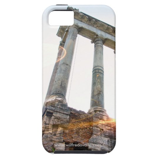 The Great Roman Forum byWilfredo iPhone SE/5/5s Case