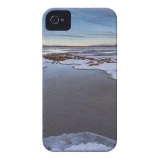 The Great Salt Lake in Utah Sunrise iPhone 4 Cover