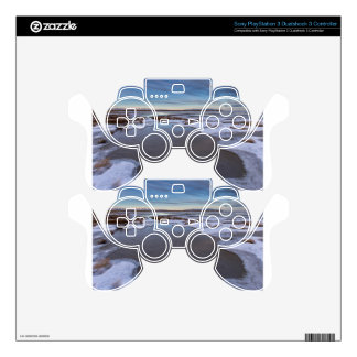 The Great Salt Lake in Utah Sunrise PS3 Controller Skins