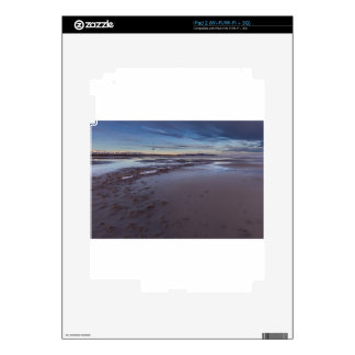 The Great Salt Lake in Utah Sunrise Skin For The iPad 2