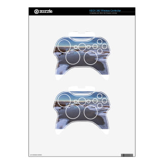 The Great Salt Lake in Utah Sunrise Xbox 360 Controller Skin