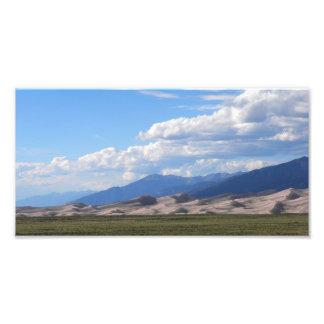 The Great Sand Dunes, Colorado Photo Print