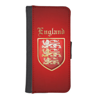The Great Seal of King Richard the Lionheart iPhone SE/5/5s Wallet Case