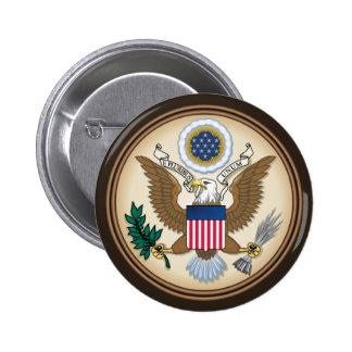 The Great Seal (original) Pin