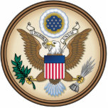 The Great Seal (original) Cut Out
