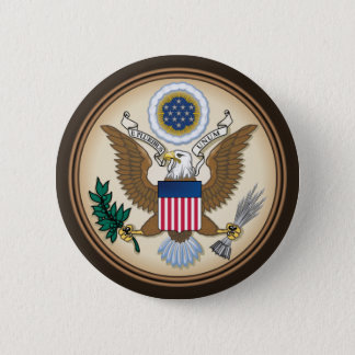 The Great Seal (original) Pinback Button