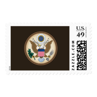 The Great Seal (original) Postage