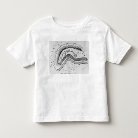 The Great Serpent Mound Toddler T-shirt