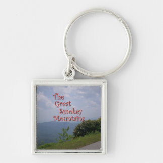 The Great Smokey Mountains Key Chain