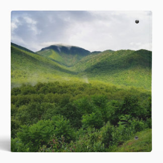 The Great Smoky Mountains 3 Ring Binder