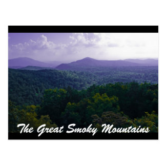 The Great Smoky Mountains Post Cards