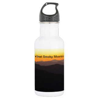 The Great Smoky Mountains Water Bottle