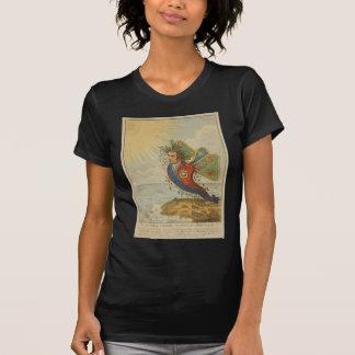 The Great South Sea Caterpillar, Transform'd T Shirt