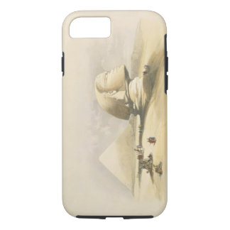 """The Great Sphinx and the Pyramids of Giza, from """"E iPhone 8/7 Case"""