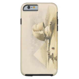 """The Great Sphinx and the Pyramids of Giza, from """"E Tough iPhone 6 Case"""