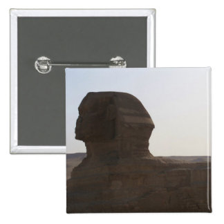 The Great Sphinx of Giza Pinback Button